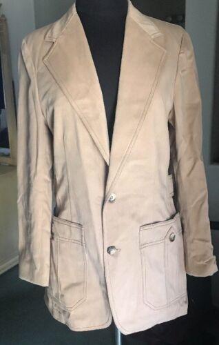 Vintage Lee 70s Blazer Jacket