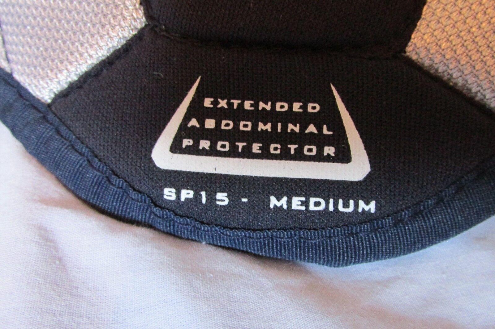 Nuevo Dr Eje Eje Eje Serie Juvenil Junior Hockey sobre Hielo Pecho Pad Protector M Azul 967d8b