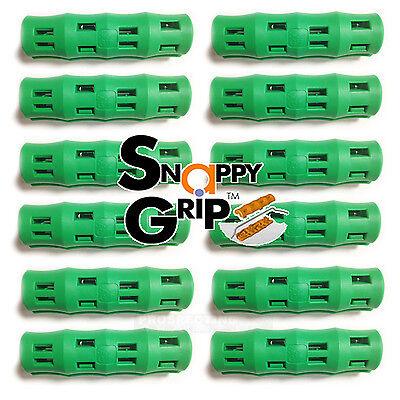 Snappy Grip Egonomic Replacement Bucket Handles 12 Green