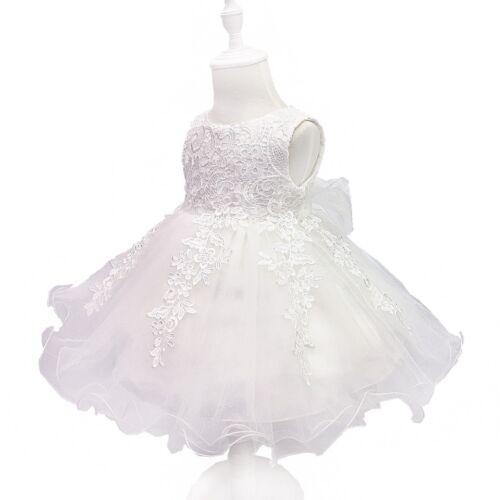 Ariana Baby Flower Girl Formal Dusky Pink Dress Birthday Party Bridesmaid 0-2YRS