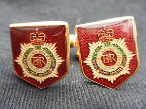 Royal-Army-Service-Corps-RASC-Military-Cufflinks