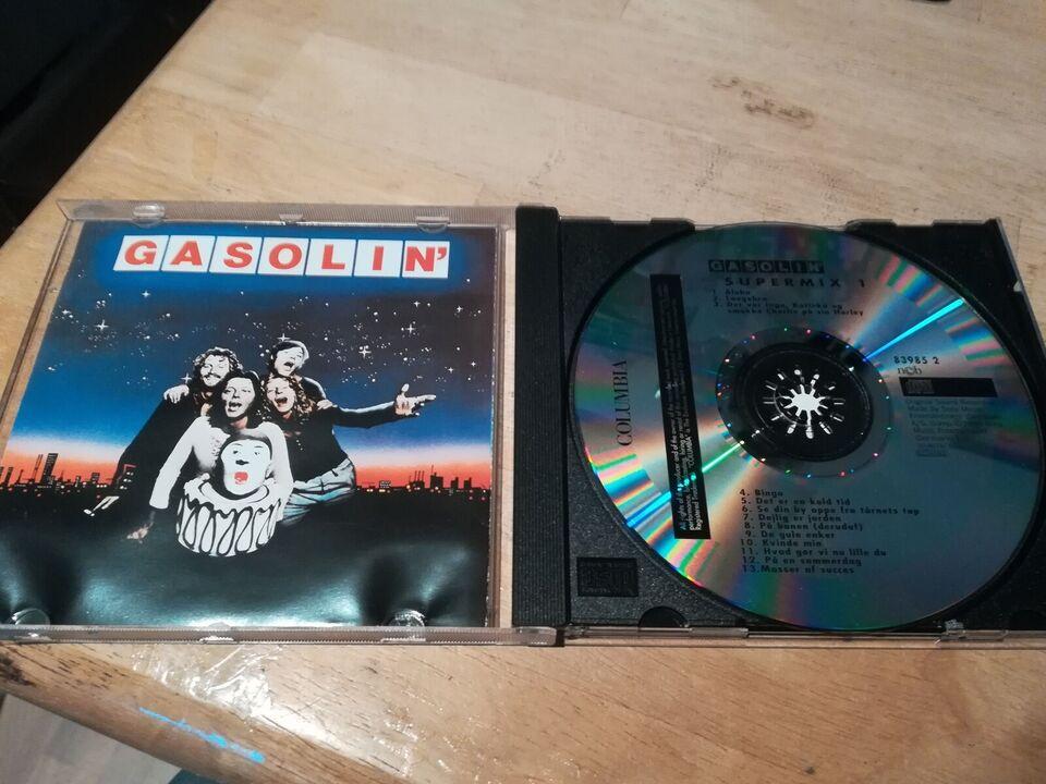 GASOLIN: SUPERMIX 1, rock