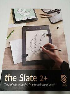 ISKN-Slate-2-Grafiktablet-Schwarz-Neu-im-opened-Box
