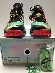 100% authentic 61a59 a44a9 Image is loading Nike-Air-Max-Lebron-11-XI-Low-SE-