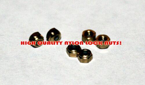Punk touche Tuning Kit lock nuts Purple Bagues Pivot Cups Acier Rondelles