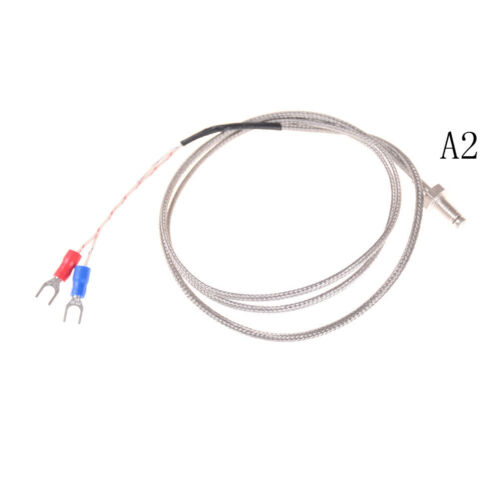 1.64//3.3ft K Type Thermocouple Temperature Controller 0-400C Sensor Probe ToECHH