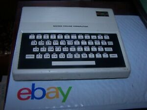 Radio-Shack-TRS-80-Micro-Color-Computer-Model-MC-10-SOLD-AS-IS