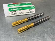 5551150 4 FLute GX352709 Bott Chamfer Widia 1//2-13 3BX Solid Carbide Tap