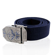 Fate Stay Night Zero Saber Anime Canvas Cotton Belt Cosplay Prop Gift