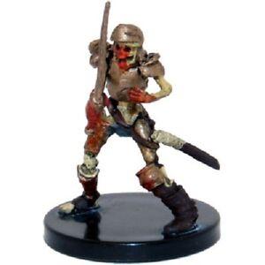 Details about Bloody Skeleton #9 - Kingmaker - Pathfinder Battles/D&D Minis