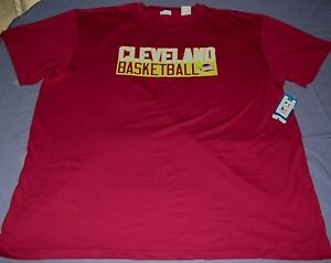 Lebron James 23 Cleveland Cavaliers T Shirt Jersey Style Majestic