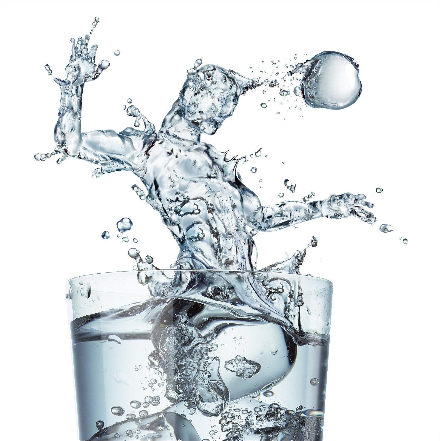 Adesivo parete adesivo decocrazione   Vetro d'eau d'eau d'eau ref 4523 (25 dimensioni) 513987