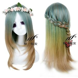 2017-new-lolita-wig-full-curly-wave-hair-wigs-cosplay-party-green-mix-long-wig