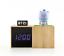 miniature 9 - BTS BT21 Baby Digital LED DESK Clock Official LINE Friends Merchandise ARMY