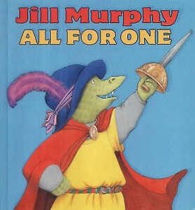 All-for-One-by-Murphy-Jill-Acceptable-Book-Hardcover-Fast-amp-FREE-Delivery
