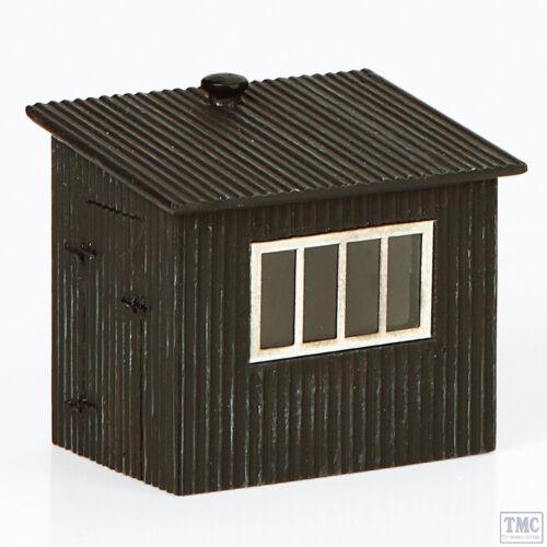 44-558 Scenecraft OO Gauge Corrugated Metal Shed