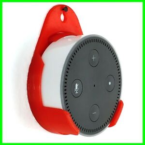 Amazon-Echo-Dot-Wand-Decken-Halterung-Befestigung-Huelle-Schutz-Case-Zubehoer