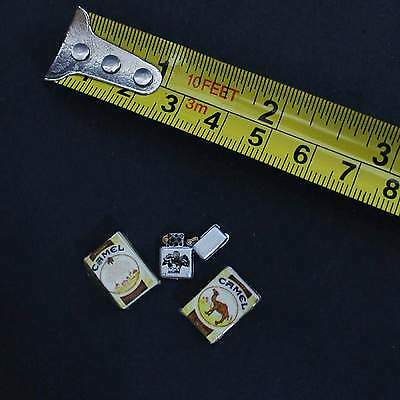 B60-18  1/6th Scale Action Figure - Cigarette + Lighter