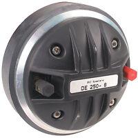 B&c De250-8 1 Polyimide Horn Driver 8 Ohm 2/3-bolt on sale