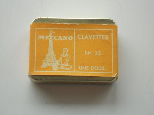 '' MECCANO ''  N° 35