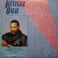 """Alexander O'Neal(7"""" Vinyl P/S)To Make You Love Me-Tabu-652852 7-65-198-Ex/Ex"""