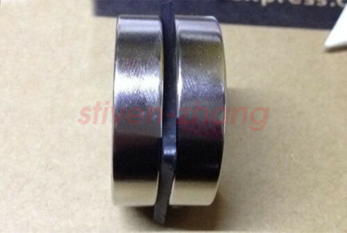 2 pcs 35mm x 8mm 25mm-hole  N50 Ring Round Neodymium Permanent Magnets With Hole