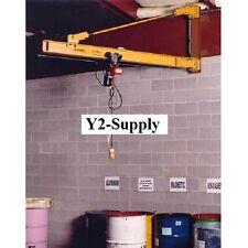 New Hd Wall Bracket Jib Crane 30 Span Amp 200 Rotation 6000 Lb Capacity