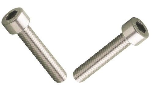 M2,5 X 6 Acero Inoxidable pernos Allen Socket Caps Din 912-20PK-FREEPOST