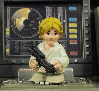 Hasbro Star Wars Fighter Pods Micro Hero Luke Skywalker New Hope Jedi Model K28