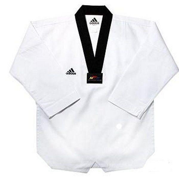 ADI-Club Taekwando Uniform by Adidas® WTF approved.   All Sizes