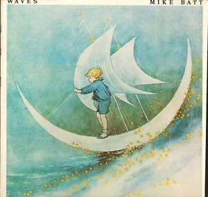 MIKE-BATT-waves-ELPS-4138-1-2-1st-pressing-uk-epic-1980-LP-PS-EX-EX
