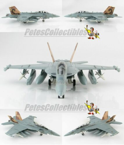 VAQ-132 Hobby Master HA5151 Boeing EA-18G Growler Operation Odyssey Dawn 166894