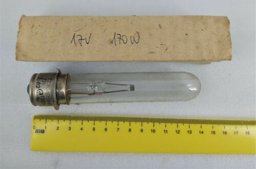 Soviet Vintage Movie Projector Bulbs Lamps 4V 3W 127V 150W 30V 400W