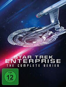 27-DVDs-STAR-TREK-ENTERPRISE-THE-COMPLETE-SERIES-NEU-OVP-deutsche-BOX