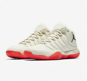 new style 68292 bbdf1 Image is loading Nike-Air-Jordan-Super-Fly-2017-Shoes-Sail-