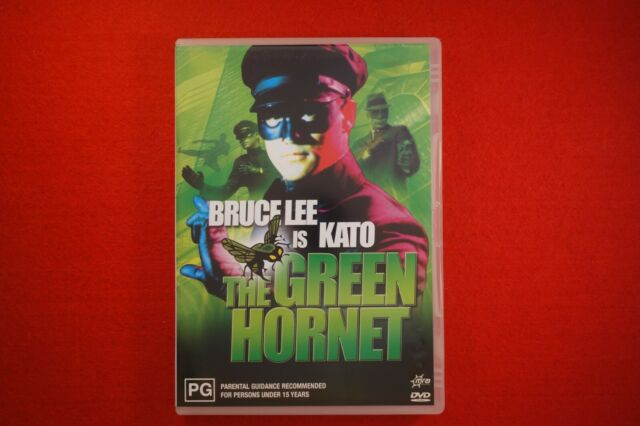 The Green Hornet - DVD - Free Postage!!
