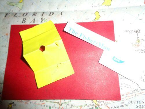 GARCIA MITCHELL 309 409 ANTI-REVERSE DOG SPRING NEW MITCHELL PART 81273 NOS PART