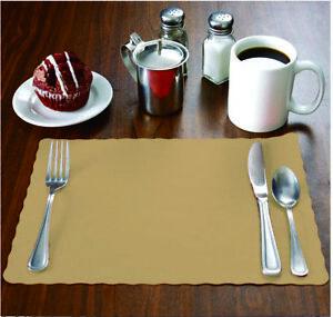 100-Raise-Kraft-Paper-Placemats-Scalloped-10-034-x14-034-place-mats-Disposable