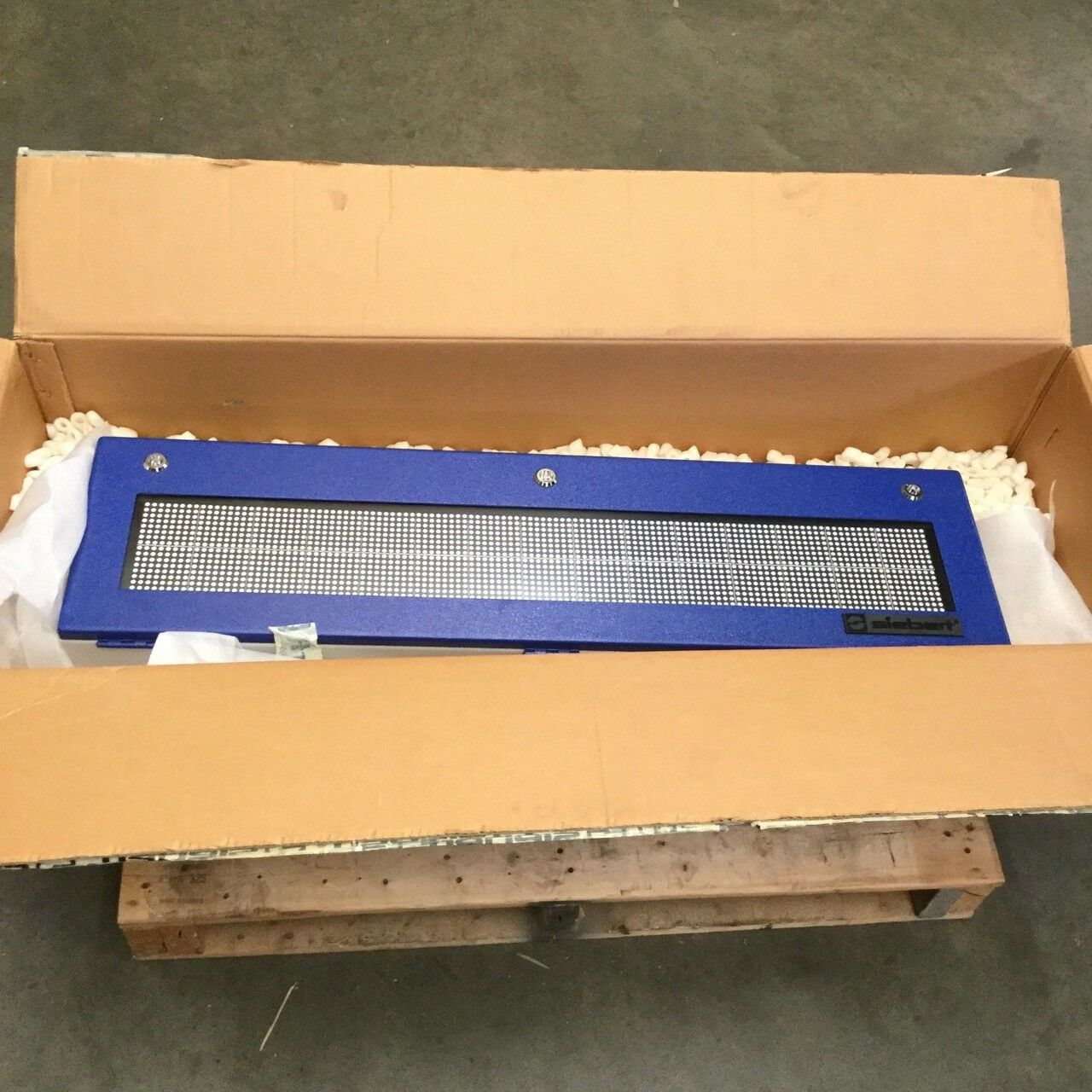 Siebert SCD502-482-1 Digital display system LED 230V AC 50Hz NEW NEW NEW NFP 274909