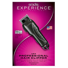 Andis Experience Professional USX HighSpeed Hair Adjustable Blade Clipper #