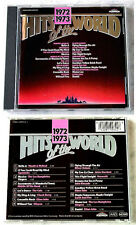 HITS OF THE WORLD 1972/1973 Spotnicks, Earth & Fire,... 1988 Polyphon CD TOP