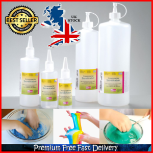 New clear glue washable pva glue transparent 100ml suitable for image is loading new clear glue washable pva glue transparent 100ml ccuart Choice Image