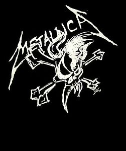 METALLICA-cd-lgo-SCARY-GUY-AND-BONES-Official-SHIRT-LRG-new