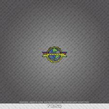 07325 Cannondale Head Badge Bicicletta Adesivi-Decalcomanie-Trasferimento-Giallo