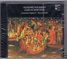 HILDEGARD VON BINGEN CD NEW LAUDES DE STE URSULE / ENSEMBLE ORGANUM