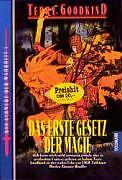 Das erste Gesetz der Magie von Terry Goodkind (1995, Taschenbuch)