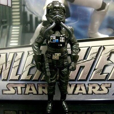 STAR WARS legacy MAULER MITTHEL black two YAVIN PILOT battle pack