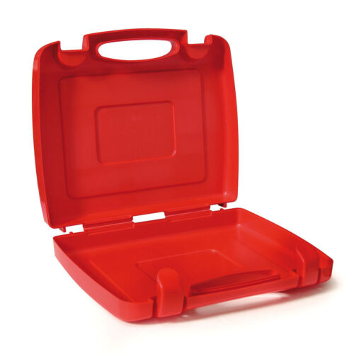 CWR Plastic Case 30x27x6 H cm Red