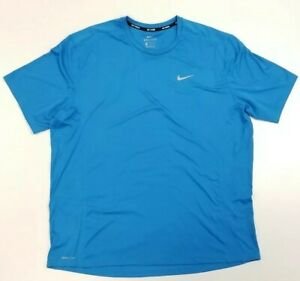Pre Details T Nike Fit Style Dri Mens Shirt 2xl Owned 683527 Sz Running Blue About dxthBrCsQ