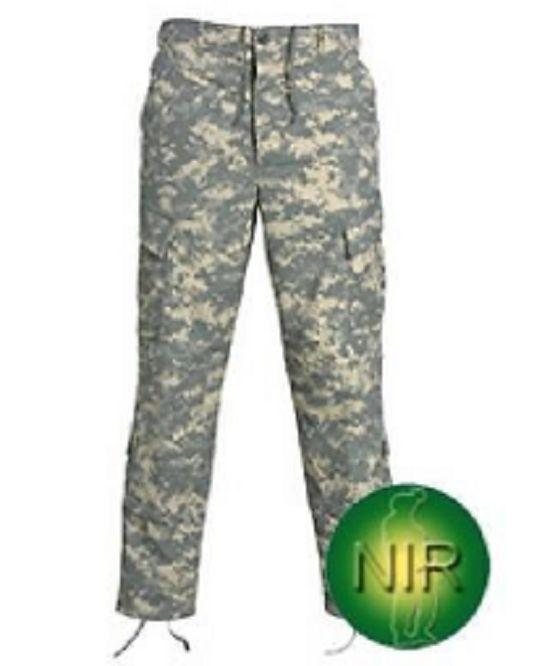 US ARMY COMBAT ACU UCP AT Digital Trousers Digi Camo Hose Trousers 3 XLarge Regular